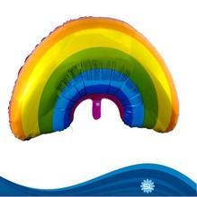 2015 New design rainbow foil balloon