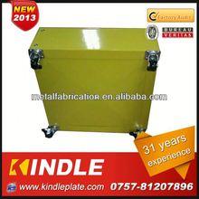 Kindle personalizado de Metal raised bed fabricante caixas de ISO : 9001 - 2008