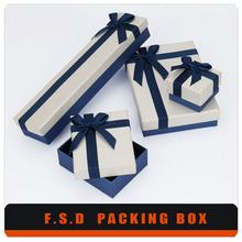 hot stamping popular metallic paper packaging box