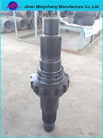 Forging Processing Auto Parts,Mingchang Manufacture Transmission First shaft,Gearbox Input Shaft