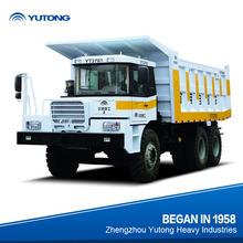 White Mining Dump Truck YT3622