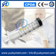 Manufacturer Medical Consumable Disposable Large Syringe For Injection