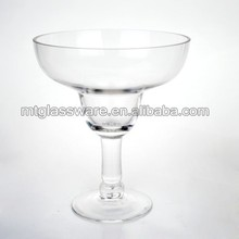 2015hand blown large different types martini glass vase