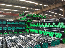 seamless pipe /carbon steel pipe carbon steel pipe A106 GrB Factory