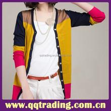 รูปแบบที่มีคุณภาพเสื้อยืดสำหรับสุภาพสตรีเช่นถักเสื้อกันหนาวสำหรับผู้หญิงเสื้อผ้าขนแกะขนาดพอดี
