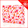 Decorative plastic shopping bag with your logo
