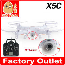 SYMA X5C middle 4 Channel / rc helicopter with camera rc quadcopter