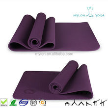 extra thick yoga mat natural rubber/tpe/nbr/pvc