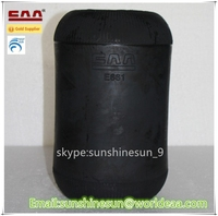 Rubber Airbag Air Spring FIRESTONE 1R1C390-310 suit for IVECO 4746733 trucks