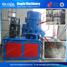 Waste plastic recycled granules agglomerator making machine for PP PE film