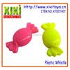 2015 Cheap plastic whistle mini toy