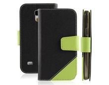 for samsung galaxy s4 mini leather mobile phone case