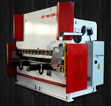 CNC 3+1 AXES STAINLESS AND MILD CARBON STEEL SHEET PLATE BENDER BENDING ANGLES METAL WORKING MACHINERY