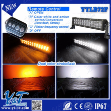 Y&T High-power creat led light bar cover 4x4 china supplier