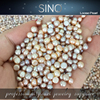 8-9 mm AAA low price of mother of freshwater pearl nature pearl price silver loose pearl
