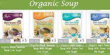 orgánica de sopa