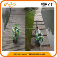 hot selling fishing bait boat from China boat factory