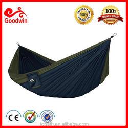 Wholesale 2 Person Camping Parachute Folding Chair Nylon