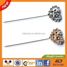 Fashion unique muslim brooch hijab scarf pins , heart shape hijab pins scarf pins,brooches and hijab pins