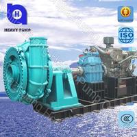 reasonable price high quality high chrome sand gravel dredge pump