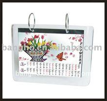 Factory price metal perpetual calendar
