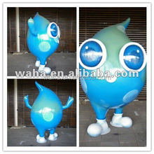 Factory direct sale customized inflatable costumes walking mascot