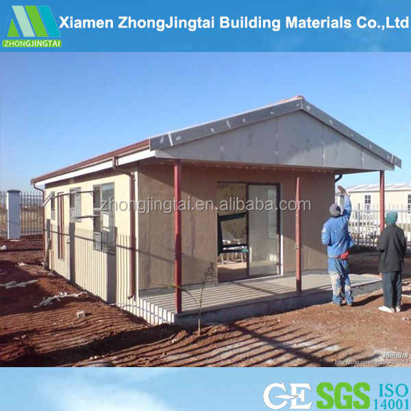Steel Structure Basement And Low Cost Small Prefabricated