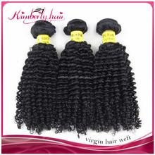 hot sale kinky malaysian curly hair weave uk