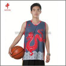 Fashion basketball jersey uniform design basketball wear