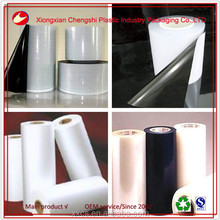 Clear HDPE film in rolls and sheets hot sales