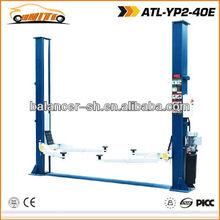 Auto repair equipment of two post lift