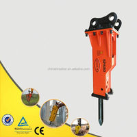 Soosan Box-Silenced Type Striking Ring Spanner SB40 for Applicable Excavators 4.0-7.0Ton