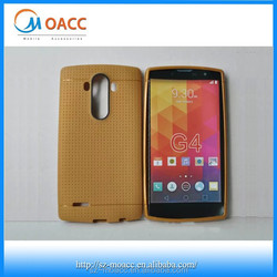 for LG G4 tpu case, dot view soft tpu back cover case for LG G4