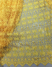 XZ07685-4 Cheap African Charming Fabric Wholesale,African Lace Fabric