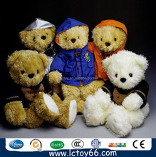 hot sale high quality plush teddy bear