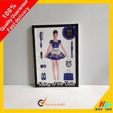 China hot sale fashion Garment catalogue printing