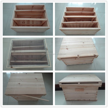 Top quality bee hive fabricadas em Changge