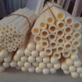 Alúmina estructura de cerámica tubos / al2o3 thermowells