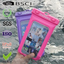 High quality patented waterproof tpu mobile phone case