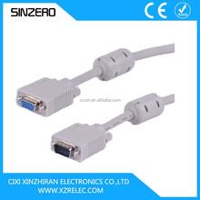 wiring diagram vga cable/rs232 vga cable/cable vga