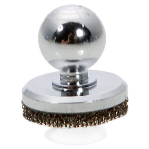планшетный ПК емкостный экран универсальных металлических сферических игровой джойстик m0023 серебро