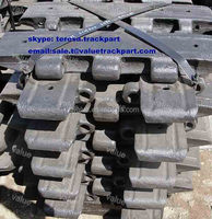 IHI CCH500 Track Shoe with Pin for Crawler Crane