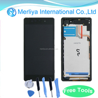 LCD Screen Display with Digitizer Touch for Sony Xperia Z2 D6502 D6503 D6543