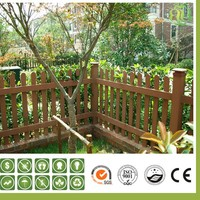 Wpc Rail/Wpc Wooden Garden Fence/Cheap Wooden Fence Panels