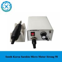 South Korea Dental Supply/Instrument/materials Wholsale Dental Micro Motor/Drill Strong 90