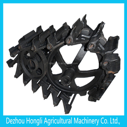 high quality factory price metal crawler track