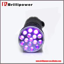 Brillipower money check uv light/high power and hight quality money check uv light manufacturer/mini money check uv light