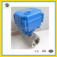 CWX-15Q/N 2 way electric motor control water valve for drinking water HVAC system