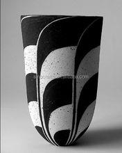 ceramic morden porcelain art decor vase