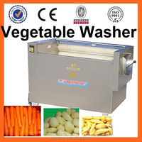 High efficient Electric Potato Vegetable washer/Professional Electric Potato Vegetable washer